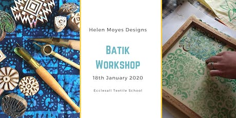 Batik Workshop tickets