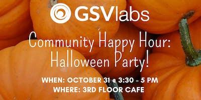GSVlabs Community Happy Hour