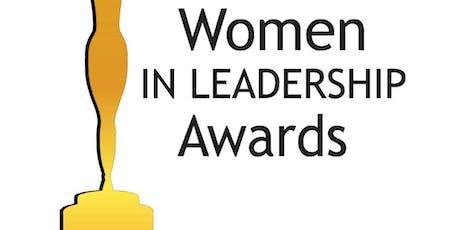 WOMEN IN LEADERSHIP AWARDS tickets