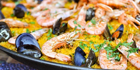 Cooking and Conversation Over Spanish Fare - Team Building by Cozymeal™ tickets