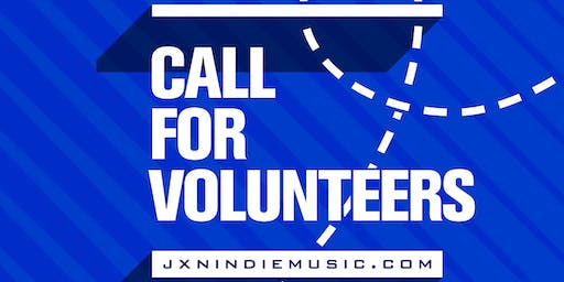 Jackson Indie Music Week Volunteer Meeting