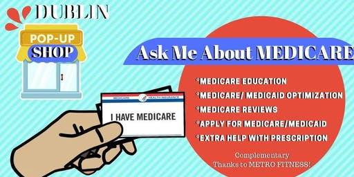 ASK ME ABOUT MEDICARE!