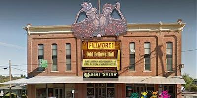 Stu Allen & Mars Hotel - Live @ Keep Smilin's Foothill Fillmore,  Auburn CA