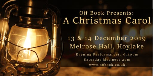 Off Book's 'A Christmas Carol'