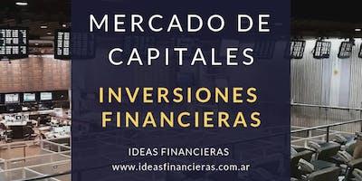 Curso Integral de Mercado de Capitales en Rosario