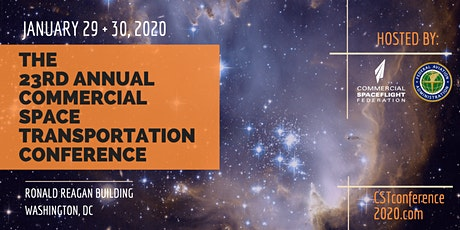 The 23rd Annual FAA Commercial Space Transportation Conference tickets