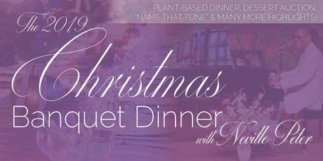 Clairemont Christmas Banquet Dinner 2019 tickets