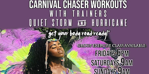 Carnival Chaser Workout