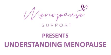 Understanding Menopause-Your Questions Answered tickets