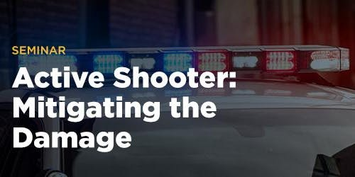 [Kansas City] Active Shooter: Mitigating the Damage