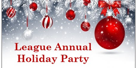 League Annual Holiday Party tickets