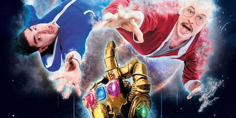 MARVELus: All the Marvel Movies... Kind Of! tickets