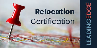 Relo Certification for Buyers : Destination Services Certification
