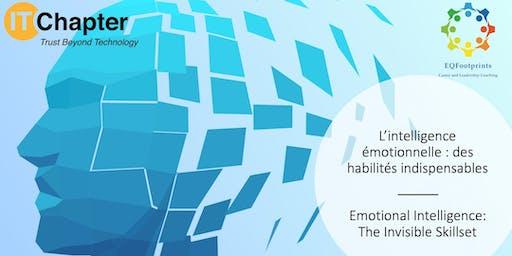 BRM COI de Montréal - L'intelligence émotionnelle : des habilités invisibles / Emotional Intelligence: The Invisible Skillset