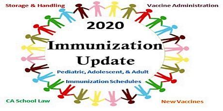 2020 Immunization Update-Moreno Valley tickets