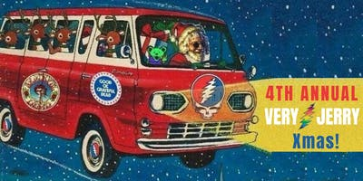 4th Annual Very Jerry Xmas | Asheville Music Hall