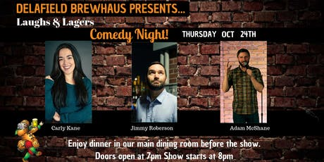 Laughs & Lagers Comedy Show tickets