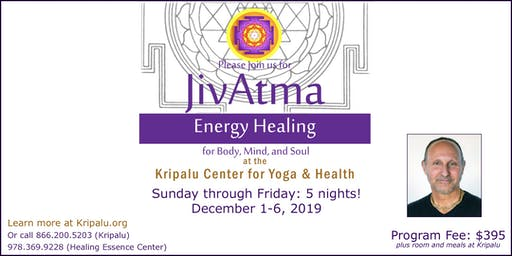 Healing Retreat for Body, Mind, and Soul at Kripalu !