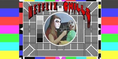 Club Silencio - Netflix and Chills tickets