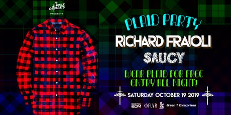 Royale Saturdays: Plaid Party tickets