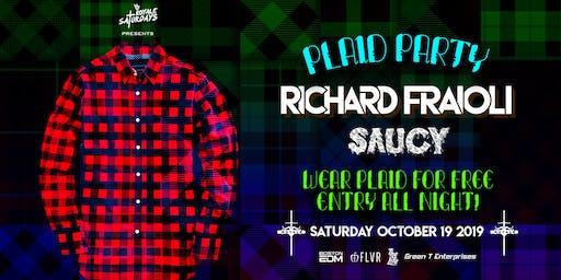 Royale Saturdays: Plaid Party