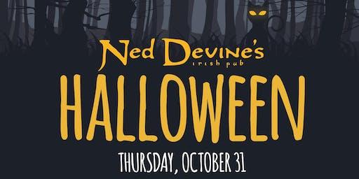 Ned Devine's Halloween Party 2019