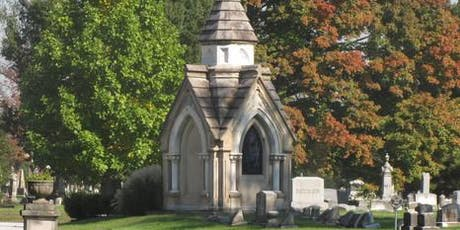 Autumn Walk at Green Lawn Cemetery tickets
