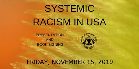 Presentation and Book Signing tickets