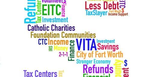 Annual VITA Townhall Free Event