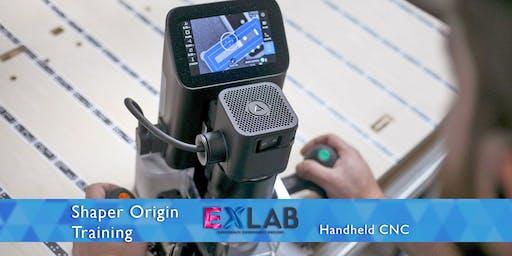 Shaper Origin Training - EXLAB - Atlanta