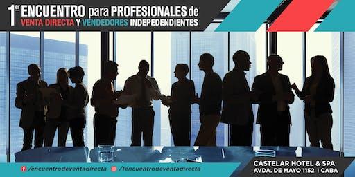 1er Encuentro para Profesionales de Venta Directa y Vendedores Independientes