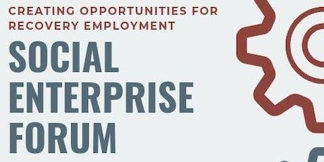 Social Enterprise Forum tickets