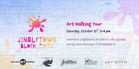 Jingletown Art Walking Tour tickets