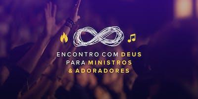 Encontro com Deus para Ministros & Adoradores - Cuiabá (MT)