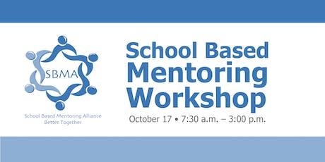 School Based Mentoring Workshop tickets