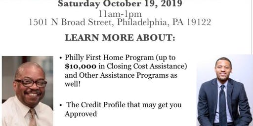 Home Buyer Workshop to help fulfill your dream in 2019