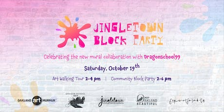 Jingletown Block Party tickets