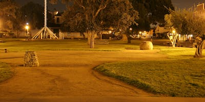 9pm Adult Walking  Ghost Tour