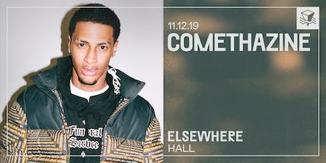 Comethazine @ Elsewhere (Hall) tickets