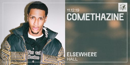 Comethazine @ Elsewhere (Hall)