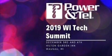 2019 Wisconsin Tech Summit tickets