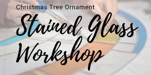 Intro to Stained Glass Workshop
