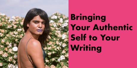 Paprika Workshop - Bringing Your Authentic Self to Your Writing tickets