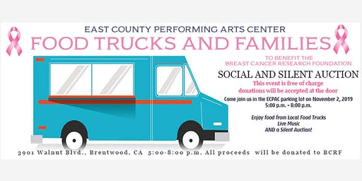 FOOD TRUCKS AND FAMILIES FOR BREAST CANCER