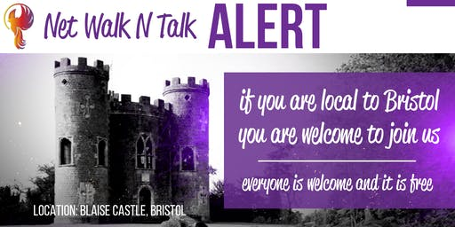 Walk 'N' Talk - Netwalking Event (FREE)