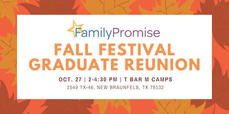Family Promise Fall Festival Graduate Reunion tickets