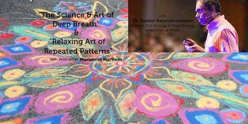 Science & Art of Breath - FREE Community Science Art Dinner