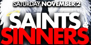 Saints & Sinners @ The Greatest Bar