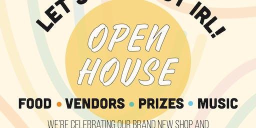 Party Art Community: Open House