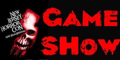 GAME SHOW Trivia Contest at NJ HORROR *** SPRING 2020